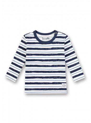 Sanetta Kidswear Langarmshirt Streifen-Look