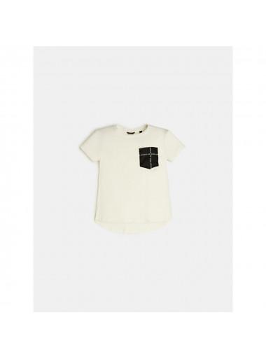 Guess T-Shirt mit Brusttasche