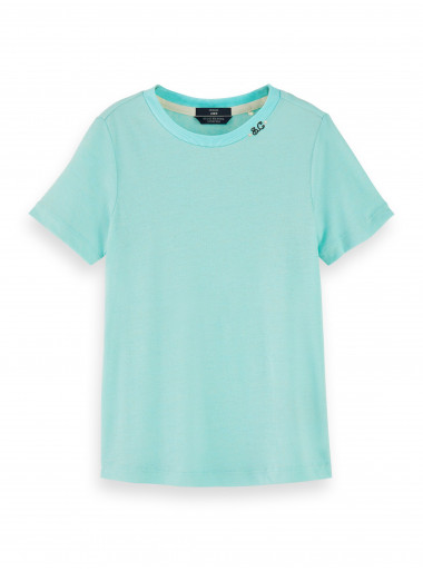 Scotch & Soda T-Shirt Uni