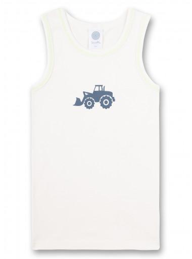 Sanetta Unterhemd Traktor