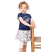 Langarmshirt Baby Girl, mit Motiv, online bestellt | 4U Fashion